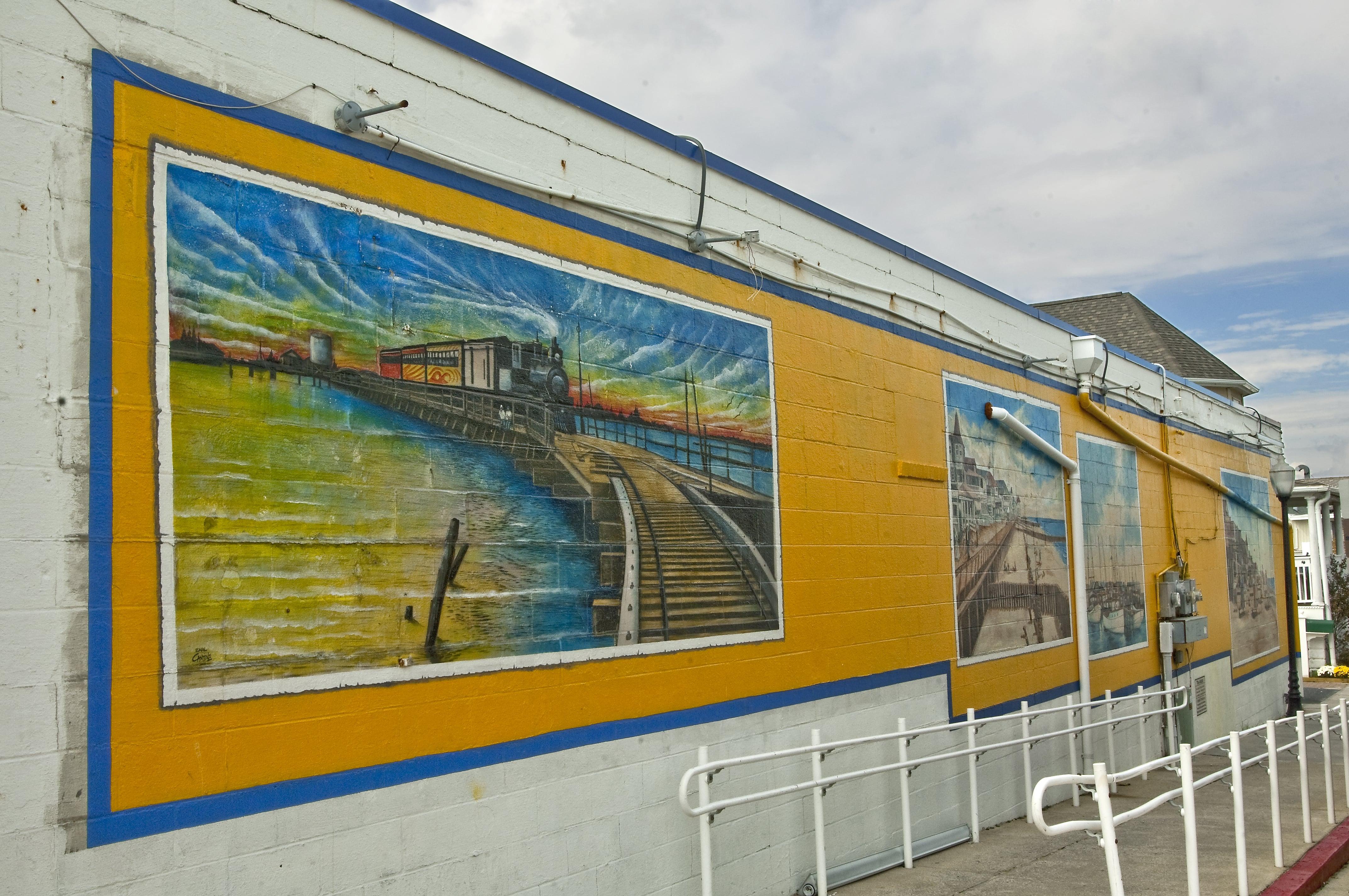 Public Art Projects Downtown Ocean City MD OCDC